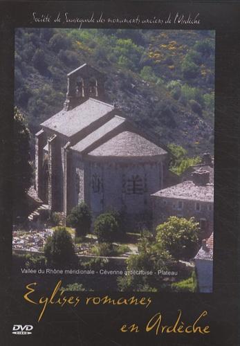 Marie Bousquet et Paul Bousquet - Eglises romanes en Ardèche - DVD vidéo.
