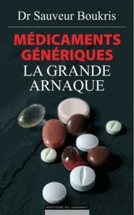 Deedr.fr Médicaments génériques : la grande arnaque Image