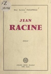 Sauveur Paganelli - Jean Racine.