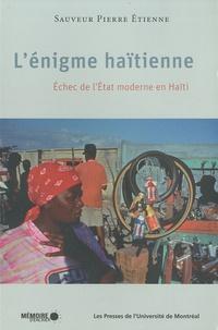 Histoiresdenlire.be Enigme haïtienne - Echec de l'Etat moderne en Haïti Image
