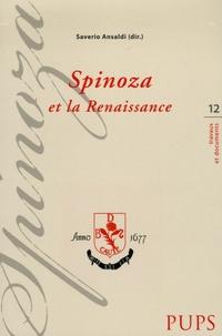 Accentsonline.fr Spinoza et la Renaissance Image
