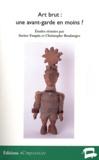 Savine Faupin et Christophe Boulanger - Art brut : une avant-garde en moins ?. 1 DVD