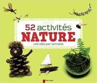 Savine Pied - 52 activités nature - Une idée par semaine.