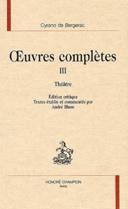 Savinien de Cyrano de Bergerac - .