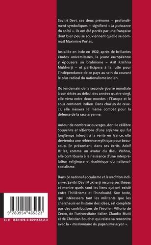 Le national-socialisme et la tradition indienne 3e édition
