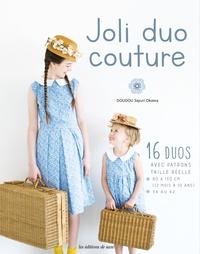Deedr.fr Joli duo couture mère - fille Image