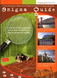 Thomas Faure - Enigma Guide Isère N° 1 : .