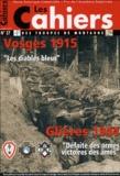 """Guy Giraud et  Collectif - Les Cahiers des troupes de montagne N° 37, Juin 2004 : Vosges 1915 : """"Les diables bleus"""" ; Glières 1944 : """"Défaite des armes, victoires des âmes""""."""