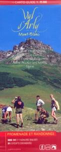 Mogoma - Val d'Arly Mont-Blanc - 1/25000.