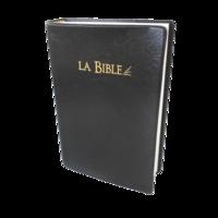 SBL - La Bible Segond 21 - Edition reliée souple PVC noir.
