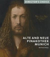 Scala - Alte and neue pinakothek Munich.