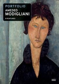 Scala - Portfolio Amedeo Modigliani - 9 peintures.