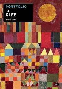 Scala - Portfolio Paul Klee - 9 peintures.