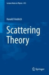 Scattering Theory.