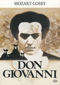 Joseph Losey - Don Giovanni. 1 DVD