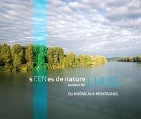 Nathalie Melcion - Scène de nature autour de Lhuis - Du Rhône aux montagnes.