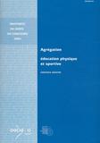SCEREN et Marc Durand - Agrégation Education physique et sportive Concours externe.