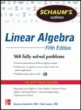 Schaum's Outline of Linear Algebra.