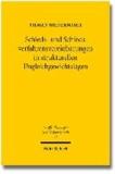 Schieds- und Schiedsverfahrensvereinbarungen in strukturellen Ungleichgewichtslagen - Ein deutsch-U.S.-amerikanischer Rechtsvergleich mit Schlaglichtern auf weitere Rechtsordnungen.