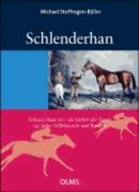 Schlenderhan. Schwarz - blau - rot. Die Farben der Sieger - 140 Jahre Vollblutzucht und -rennen.