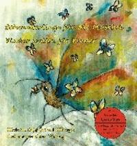 Schmetterlinge für die Muschel - Kinder malten für Kinder.