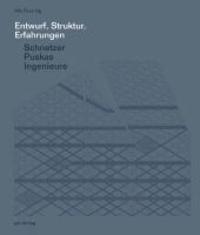 Schnetzer Puskas Ingenieure - Versuche und Erfahrungen.