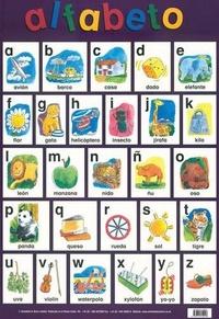 Schofield - Poster alfabeto.