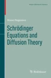 Schrödinger Equations and Diffusion Theory.