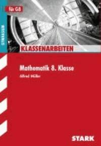 Schulaufgaben Mathematik 8. Klasse Gymnasium.