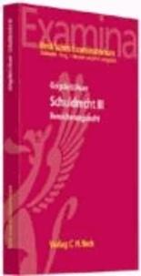 Schuldrecht 3 - Bereicherungsrecht. Rechtsstand: September 2008.