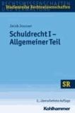 Schuldrecht I - Allgemeiner Teil.