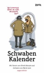 Schwabenkalender 2014.
