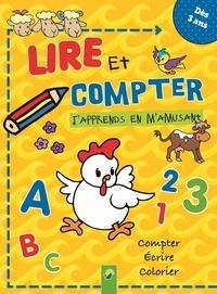 Lire et compter. Japprends en mamusant - Compter, écrire, colorier. Dès 3 ans.pdf