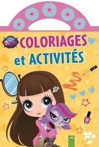 Schwager & Steinlein - Littlest Petshop - Coloriages et activités.