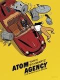 Schwartz et  Yann - Atom Agency - tome 1 - Les bijoux de la Begum - Les bijoux de la Begum.