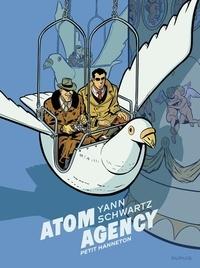 Schwartz et  Yann - Atom Agency - tome 2 - Petit hanneton.