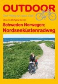 Schweden Norwegen: Nordseeküstenradweg.