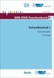 Schweißtechnik 1 - Schweißzusätze - DIN-DVS-Taschenbuch.