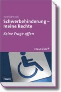 Schwerbehinderung - Keine Frage offen.