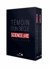 Science & Vie - Témoin d'un siècle - Science & Vie (1913-2013) Coffret en 2 volumes.