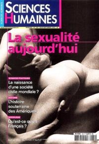 Sciences humaines - Sciences humaines N° 130 Août-Septembre 2002 : La sexualité aujourd'hui.
