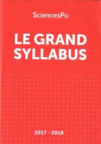 Sciences Po - Le grand syllabus.