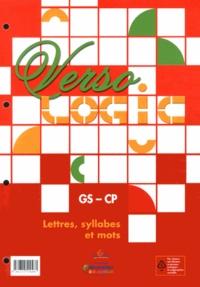 Scolavox - Versologic GS-CP - Lettres, syllabes et mots.