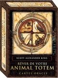 Scott Alexander King - Rêver de votre animal totem - Cartes oracle.
