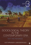Scott Appelrouth et Laura Desfor Edles - Sociological Theory in the Contemporary Era - Text and Readings.
