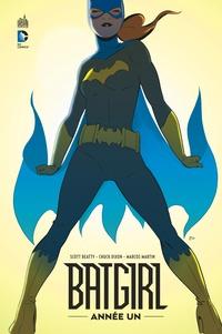 Scott Beatty et Chuck Dixon - Batgirl année un.