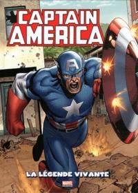 Scott Gray et Paul Tobin - Captain America Tome 1 : La légende vivante.
