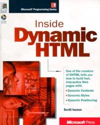 INSIDE DYNAMIC HTML. CD-ROM included.pdf