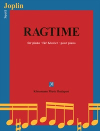 Scott Joplin Ragtime - Pour piano - Partition.pdf