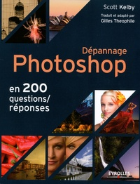 Télécharger manuels pdf gratuitement Dépannage Photoshop en 200 questions/réponses